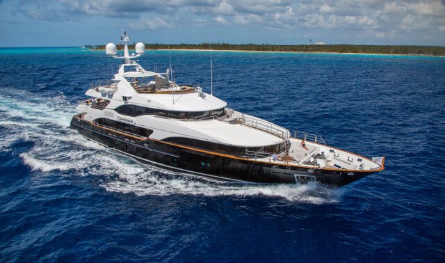 CHECKMATE Luxury Super Yacht For Sale