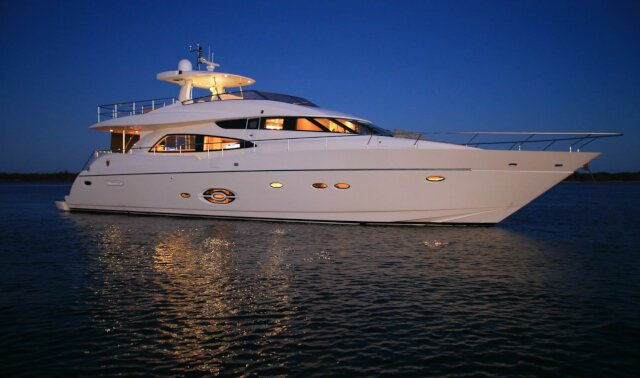 Charter SOPHIA Luxury Yacht