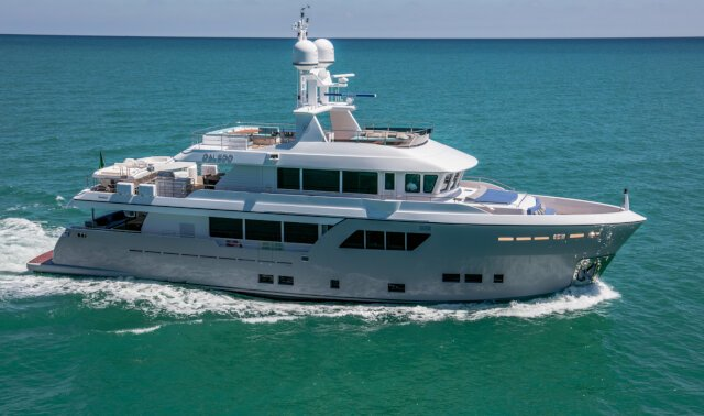 GALEGO Luxury Super Yacht For Sale