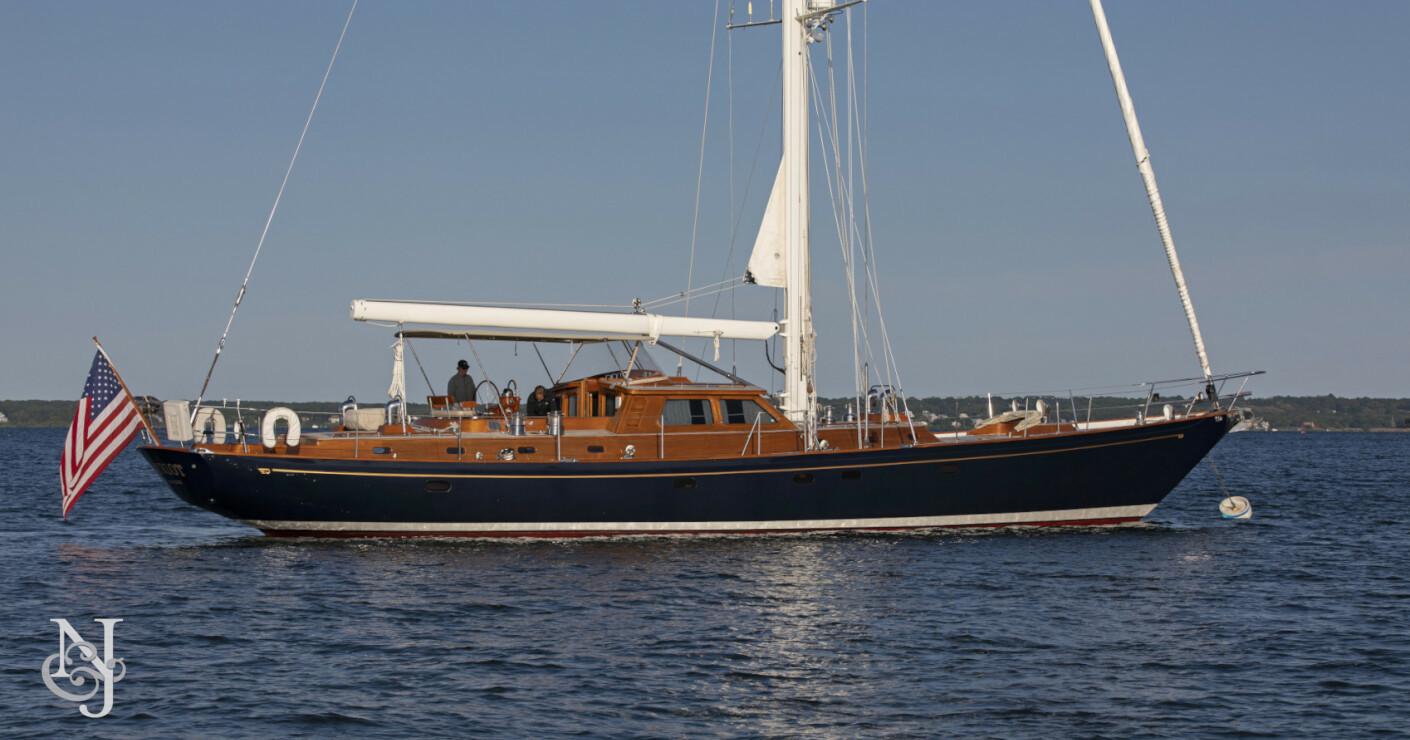 patriot yacht for sale hinckley luxury sail yacht northrop johnson
