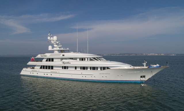 CYNTHIA yacht for charter
