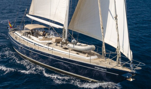 CRYSTAL Luxury Super Yacht For Sale