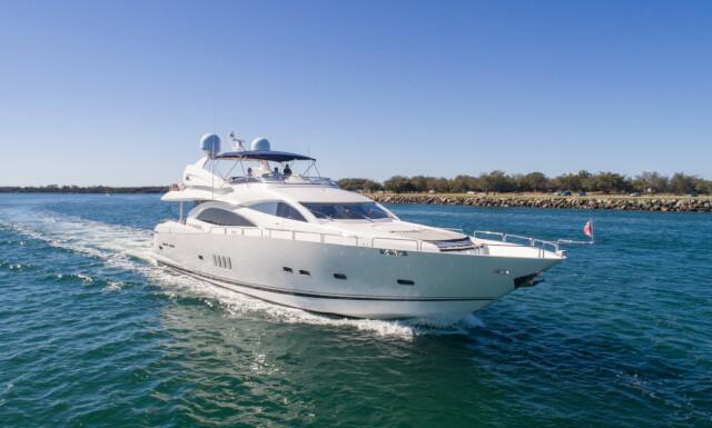 BLINDER yacht for sale