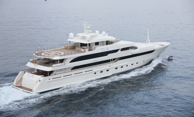 MAYBE yacht for sale