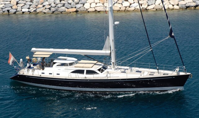 PULSAR II Yacht for Sale | 73 X-Yachts 2002