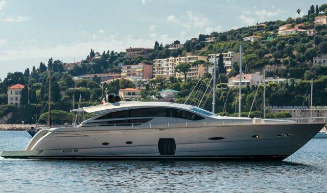 LOUNOR Luxury Super Yacht For Sale
