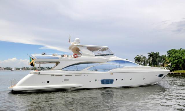 SORRIDENTE yacht for sale