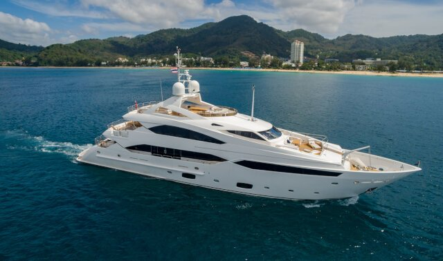 TANVAS Luxury Super Yacht For Sale