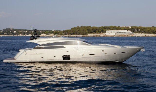 DORIS Luxury Super Yacht For Sale