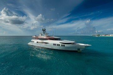 AMARULA SUN yacht for Charter