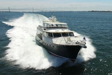 BLUE HERON yacht for Sale