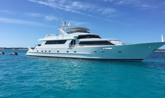 ISLAND TIME Luxury Super Yacht For Sale
