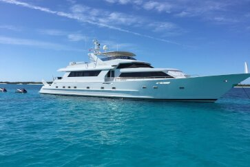 ISLAND TIME yacht for Sale