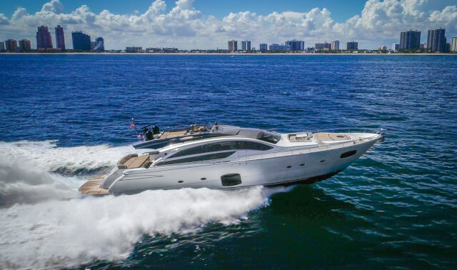 MILAGROS Luxury Super Yacht For Sale