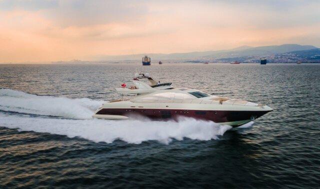 SHU SHE Luxury Super Yacht For Sale