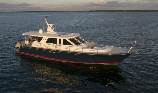 DIAMANTE Luxury Super Yacht For Sale