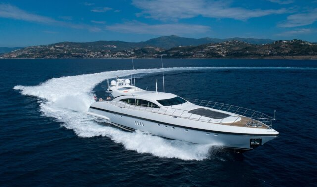 VEYRON Luxury Super Yacht For Sale