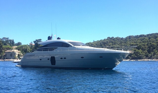 ISABELLE OF LUXEMBOURG Luxury Super Yacht For Sale