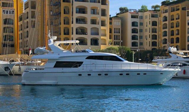 TANGO ECHO Luxury Super Yacht For Sale
