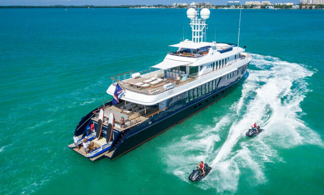 ICE 5 yacht for charter
