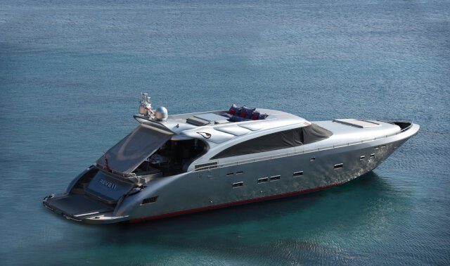 REVEIL Luxury Super Yacht For Sale