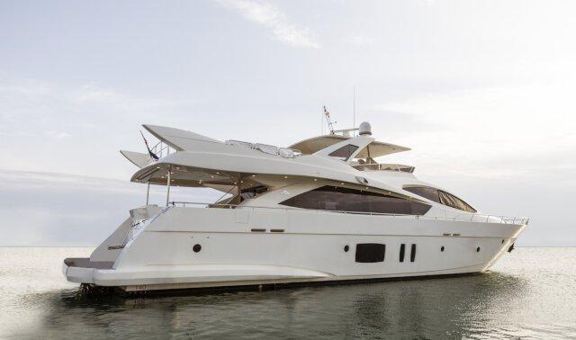 GRACE Luxury Super Yacht For Sale