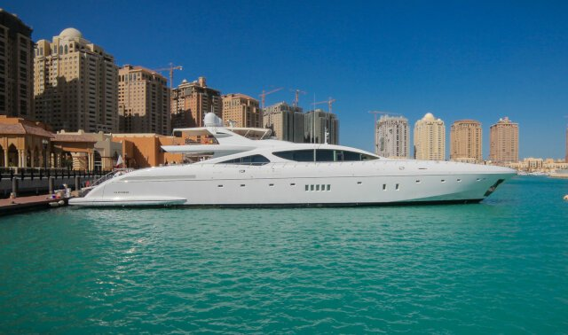 SERENITY Luxury Super Yacht For Sale