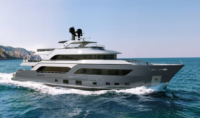 ACCIAIO (IN BUILD) Luxury Super Yacht For Sale