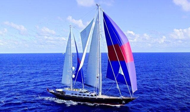 ANDROMEDA LA DEA Luxury Super Yacht For Sale