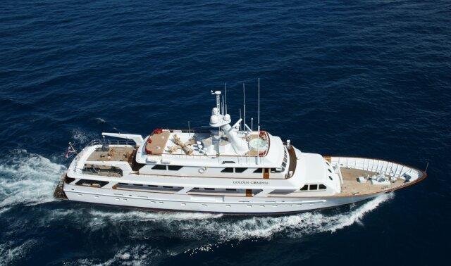 GOLDEN COMPASS Luxury Super Yacht For Sale