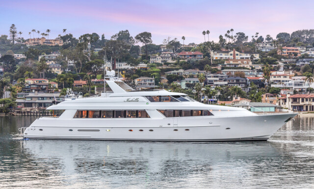 ISABELLA yacht for sale