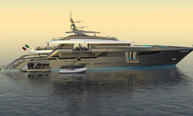 BEYOND 50M yacht for sale