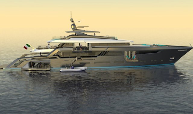 BEYOND 50M Luxury Super Yacht For Sale