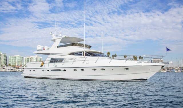 ARGOSEA Luxury Super Yacht For Sale