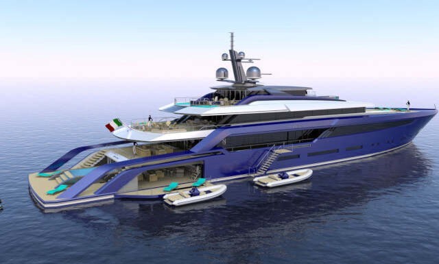BEYOND 72M yacht for sale