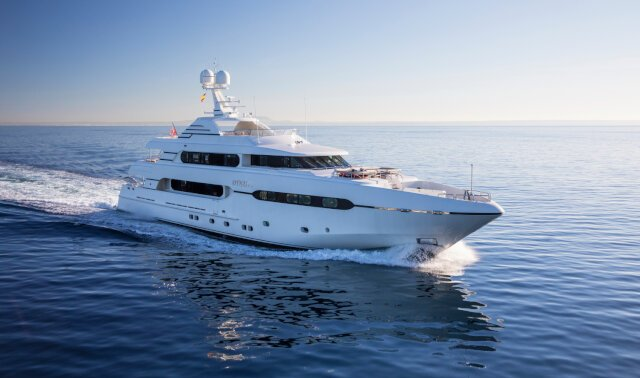 DYNASTY Luxury Super Yacht For Sale