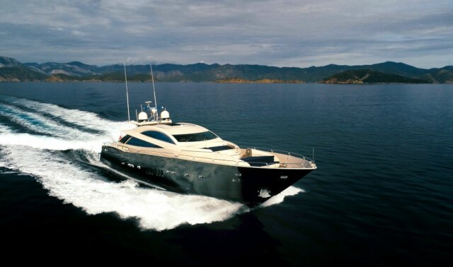 LAURA S Luxury Super Yacht For Sale