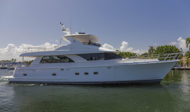 HATT TRICK Luxury Super Yacht For Sale