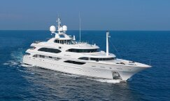 Charter MEAMINA Luxury Yacht