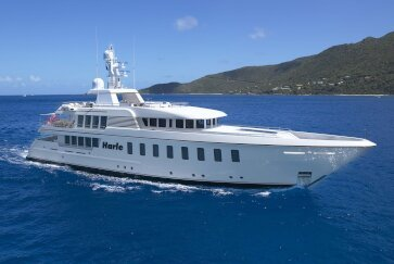 HARLE yacht for Charter