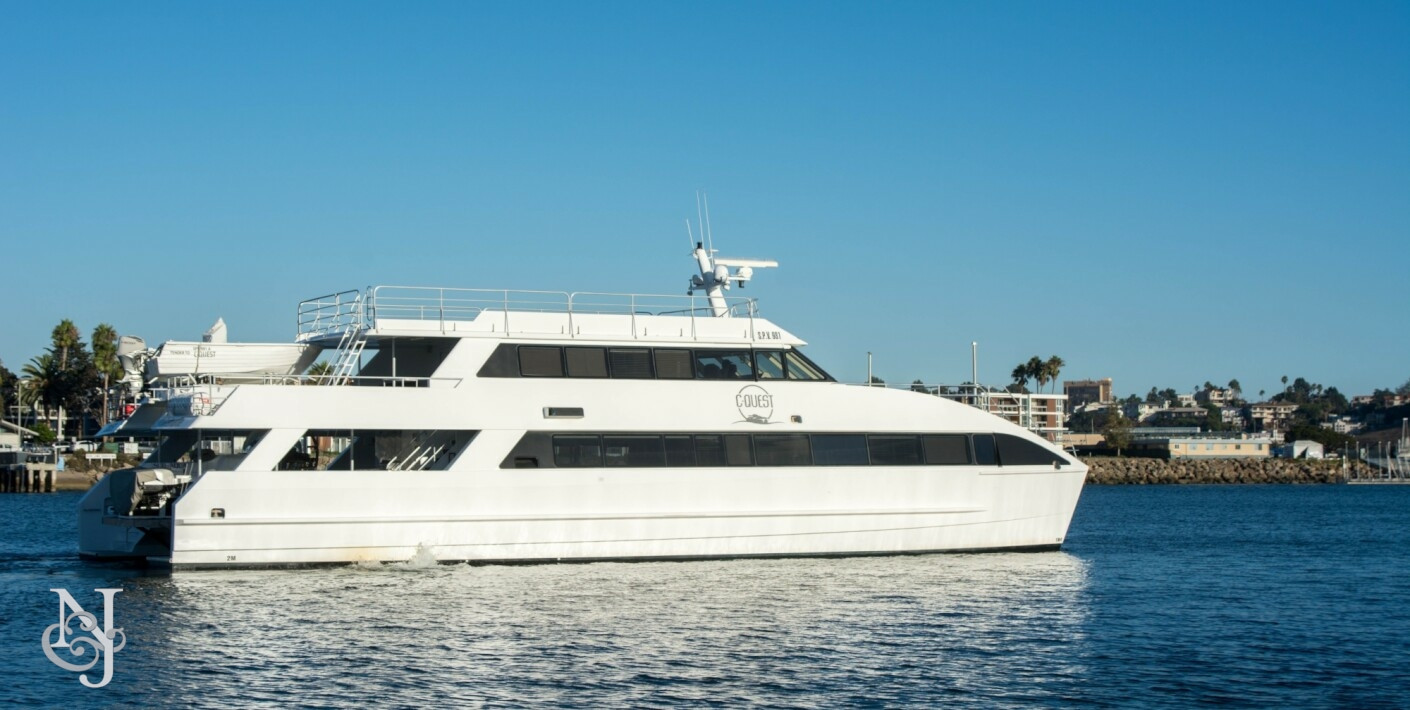 C Quest Yacht New Wave Catamarans Luxury Motor Yacht Northrop Amp Johnson