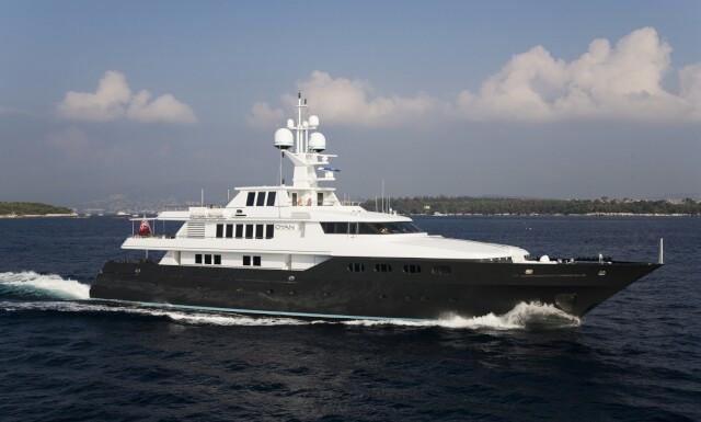 CYAN  yacht for charter
