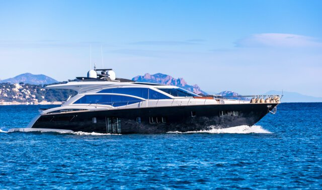OCEAN TIGER Luxury Super Yacht For Sale