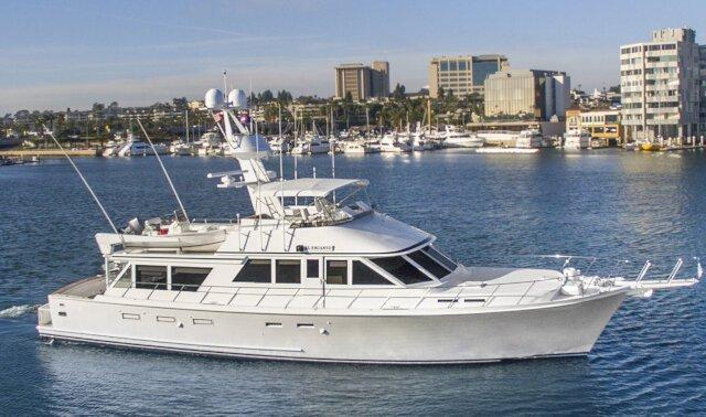 EL ENCANTO Luxury Super Yacht For Sale