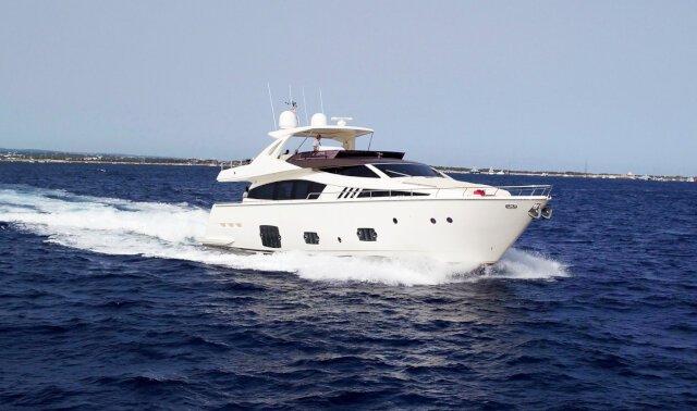 LA PACE Luxury Super Yacht For Sale