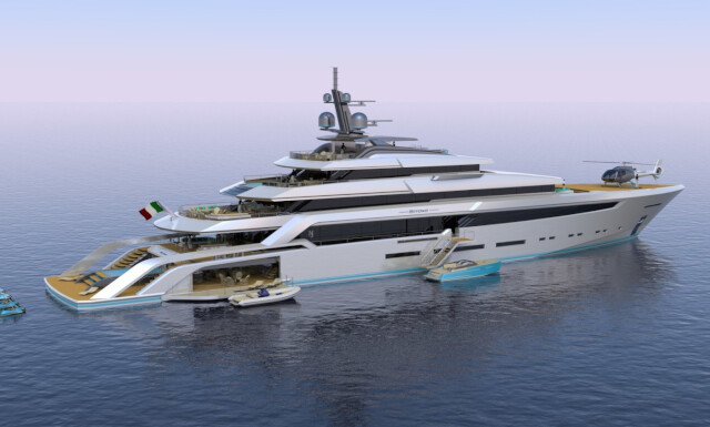 BEYOND 82M yacht for sale