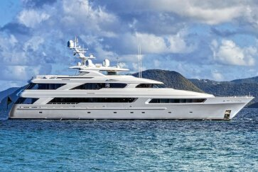 VICTORIA DEL MAR  yacht for Charter