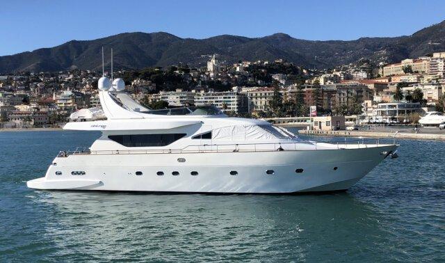 LADY J II Luxury Super Yacht For Sale