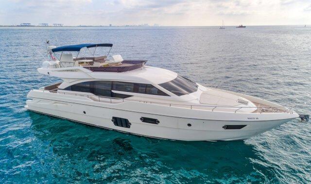 KAOS II Luxury Super Yacht For Sale