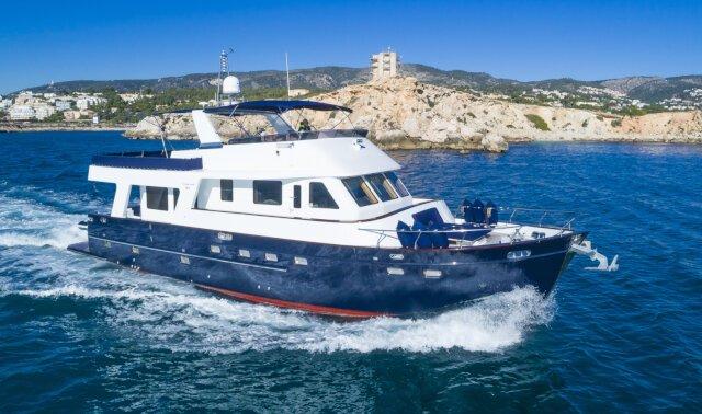 MAXMARA Luxury Super Yacht For Sale